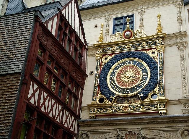 Rouen klok