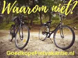 goedkope fietsvakantie België
